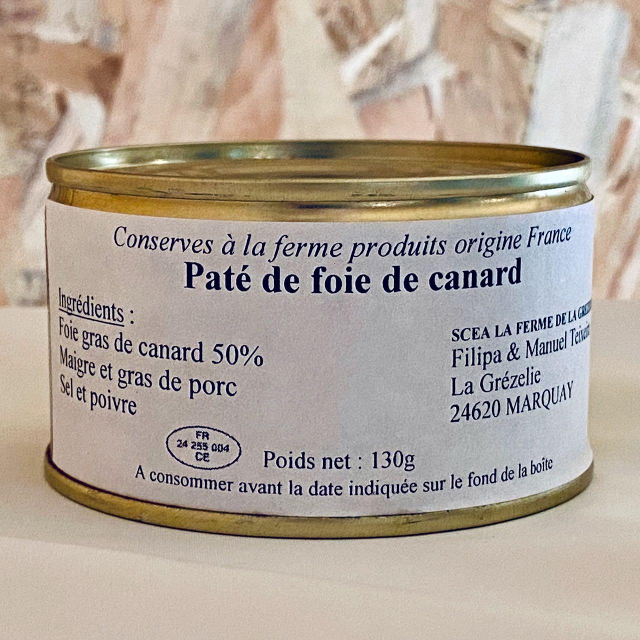 Pâté Foie de Canard