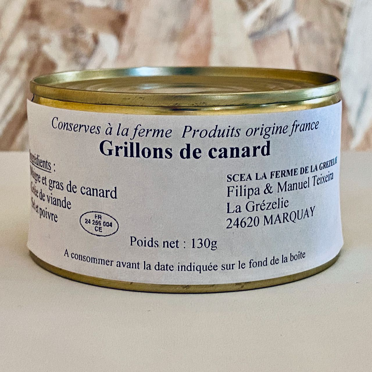 Grillons de Canard